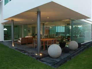 TaAG Arquitectura Single family home Concrete Grey