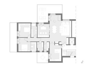 Grippo + Murzi Architetti Modern walls & floors