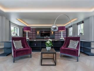 High End Residence by Pfeiffer Design Ltd Modern