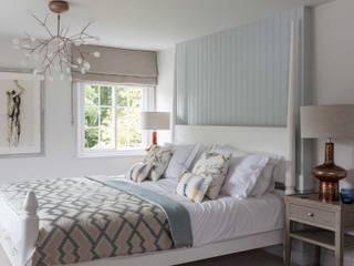 Rural Retreat Classic style bedroom by Pfeiffer Design Ltd Classic