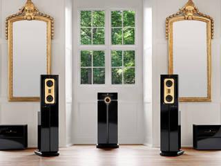dome4u - domotica - integração - engenharia Electronics Wood Black