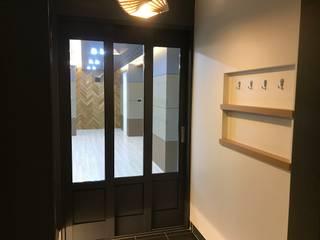 الممر والمدخل تنفيذ 디자인K하우징