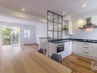 Ruang Makan Modern Oleh Ares Arquitectura Interiorismo Modern