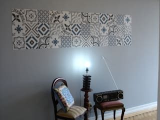 客廳 by casasrenovatio, 古典風