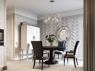 Dining room by EJ Studio, Modern
