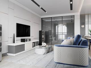 EJ Studio Вітальня