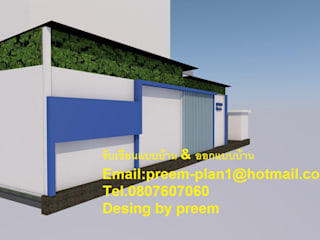 seafood express  งานออกแบบร้านอาหาร เดลิเวอรี่ รับเขียนแบบบ้าน และ ออกแบบบ้าน Tel .0807607060:  บ้านไม้ by รับเขียนแบบบ้าน&ออกแบบบ้าน