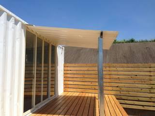 貨櫃屋改造 洄瀾柴房 景觀工作坊 貨櫃屋改造 房子