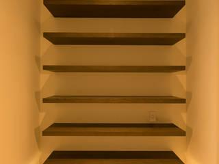 アーキシップス京都 Hành lang, sảnh & cầu thang phong cách hiện đại
