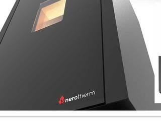 Nerotherm Isıtma Teknolojileri – Anatole 25 kW Pelet Sobası:  tarz