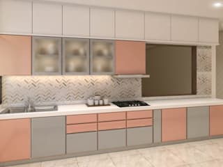 FOREST COUNTY Modern kitchen by Spaces Alive Modern