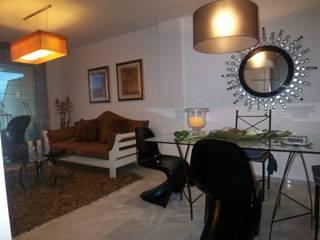 Proyecto y equipamiento de apartamento de CONSUELO TORRES Moderno