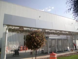 Instalación de Panel de Aluminio Compuesto (tipo Alucobond) de ALUCO SOLUCIONES