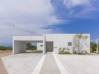永井の家 の KOBAYASHI ARCHITECTS STUDIO モダン