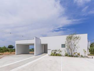 永井の家 モダンな 家 の KOBAYASHI ARCHITECTS STUDIO モダン
