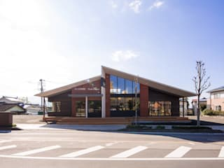 F・I COFFEE Cafe Camel: KOBAYASHI ARCHITECTS STUDIOが手掛けたレストランです。