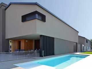 Marlegno Villas Wood Grey