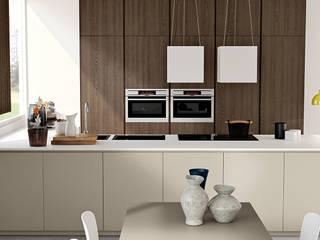 ARKA Kitchen by Maistri Modern Kitchen by ALP Home Modern