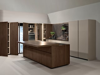 GIZA Kitchen by Maistri Modern Kitchen by ALP Home Modern