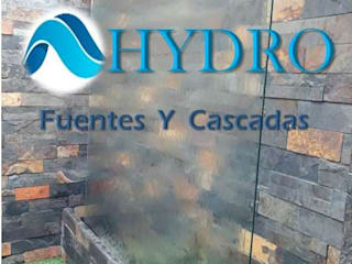 CORTINAS MUROS Y PAREDES DE AGUA:  de estilo  por HYDRO FUENTES Y CASCADAS, Minimalista