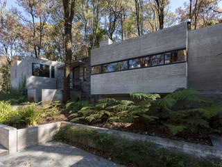 Modern houses by Rivadeneyra Arquitectos Modern