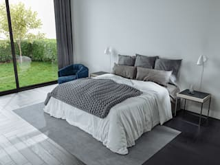 Nottingham NG11 Modern style bedroom by A33SOME CGI Studio Modern