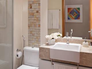 ห้องน้ำ by Stúdio Ninho
