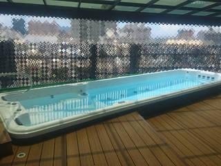 別墅泳池規劃要點:  泳池 by 上群休閒水藝開發有限公司