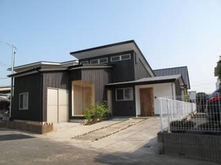 外観: 株式会社高野設計工房が手掛けた木造住宅です。