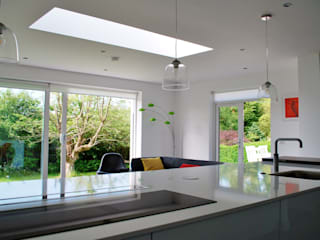 modern Kitchen by Jim Morrison Architects