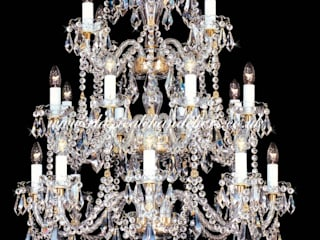 Classical Chandeliers SalonEclairage