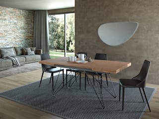 Nespoli 3d Dining roomTables