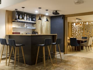 Study/office by Adrede Diseño