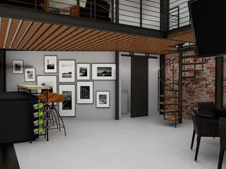 homify Modern wine cellar