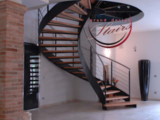 de estilo  de Grand Design Stairs, Moderno