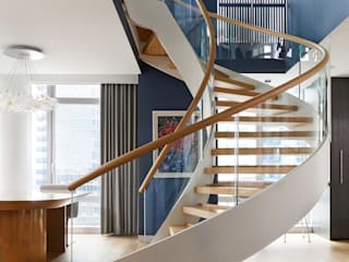 modern  by Grand Design Stairs, Modern