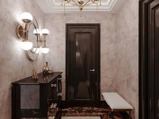 Дизайн интерьера Киев|tishchenko.com.uaが手掛けた廊下 & 玄関,