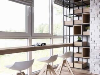 Дизайн интерьера Киев|tishchenko.com.ua Scandinavian style windows & doors