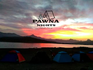 Pawna Lake Camping:  Front yard by Pawna Lake Camping | Pawna Nights
