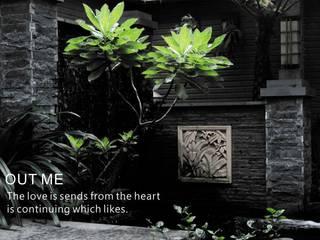 洄瀾柴房 景觀工作坊 貨櫃屋改造 Villas