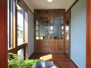 Asiatische Badezimmer von 大出設計工房 OHDE ARCHITECT STUDIO Asiatisch