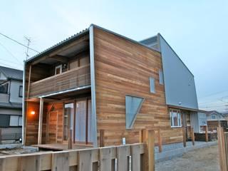 外観: 株式会社高野設計工房が手掛けた家です。