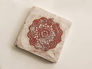 Kafle wykonywane ręcznie od Luxum Rustykalny
