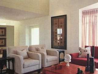 Cedar Lakes Show house Modern living room by CKW Lifestyle Associates PTY Ltd Modern