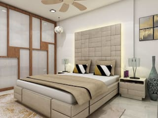 Residential Design Modern style bedroom by Archadeo Interior Modern
