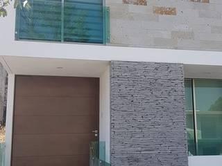 Casa Águilas Altozano: Casas de estilo  por ·Urenda· Arquitectura