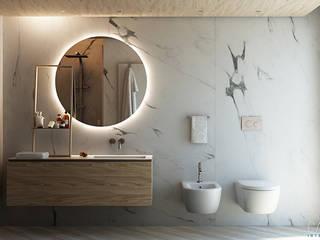 Anna Claudia Apartment : Bagno in stile  di FRANCESCO CARDANO Interior designer