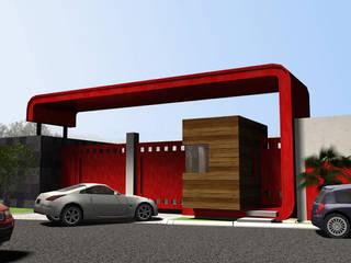Oleh TACTIL Arquitectura Modern