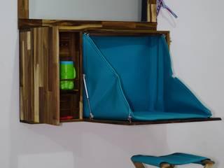 Mueble abierto:  de estilo  por Alejandro Martínez - Diseñador industrial