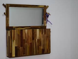 Mueble cerrado:  de estilo  por Alejandro Martínez - Diseñador industrial